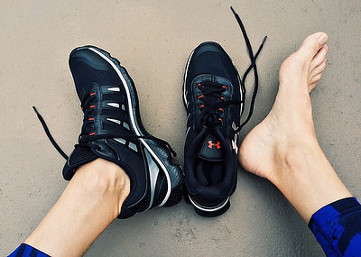 Fitnessschuhe-laufen