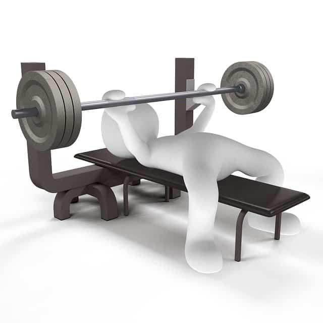 Fitnessstation-übung
